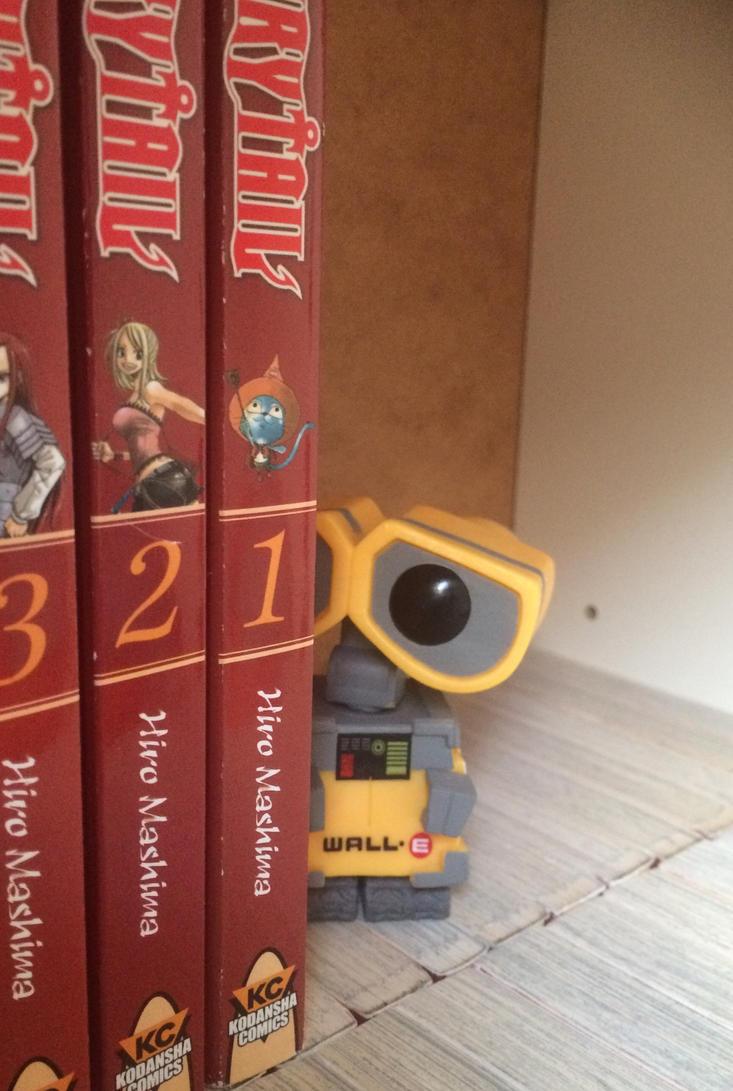 Wall-e by birdie1188