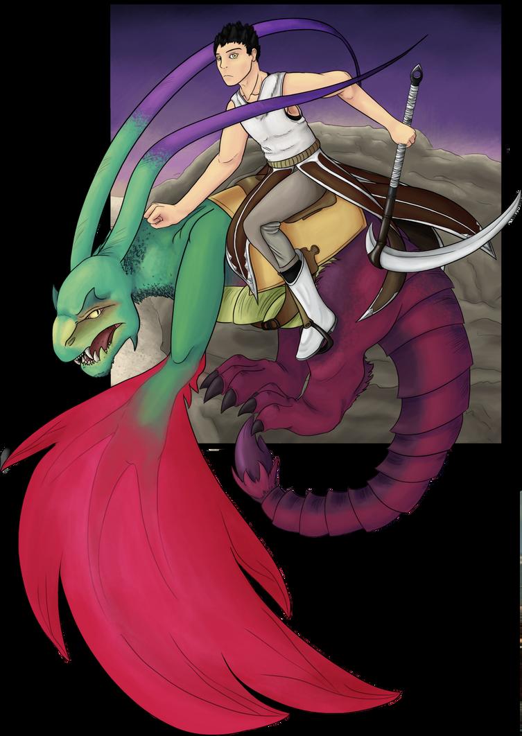 Great Dragon Oracel by Sussurchan