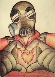 TF2 - Bonfire Heart by Sussurchan