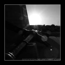 Memorial Sunset by SamInc04