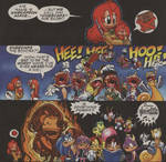 Knuckles' Brother's name XD