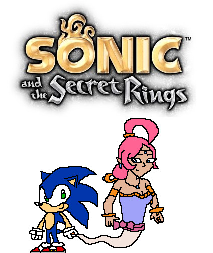 Sonic And The Secret Rings By LeaderInBlue84 On DeviantArt