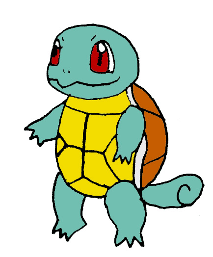 Squirtle by RocketSonic