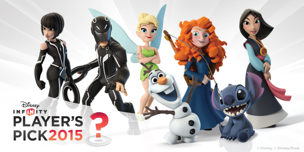 You Choose the Next Disney Infinity Character! by RocketSonic