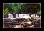 Wissahickon Waterfall