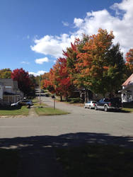 Beautiful Day in the Adirondacks. by Ayase-Yukiru