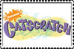 Catscratch Stamp by TheRandomDevianter2