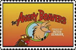 The Angry Beavers Stamp by TheRandomDevianter2