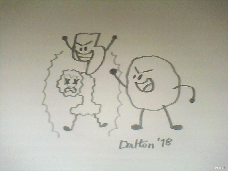 BFB Month July 2018 Day 9 by TheRandomDevianter2