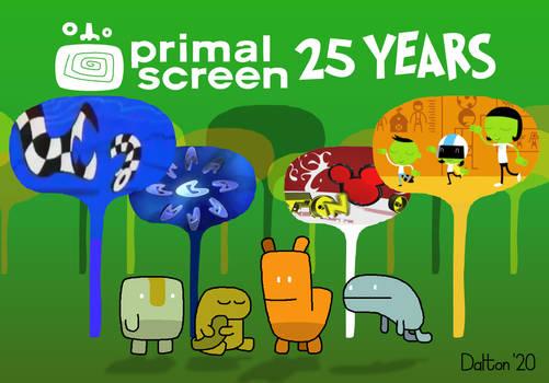 Primal Screen 25th Anniversary