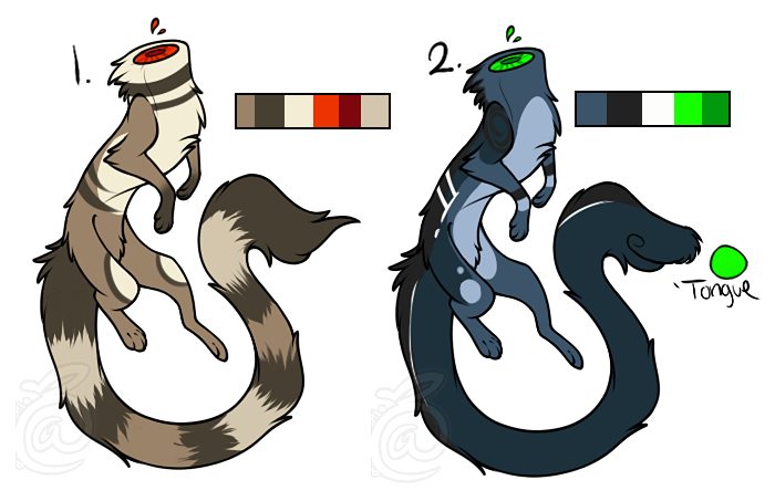 Headless Adoptables [CLOSED] by fluzzadopts