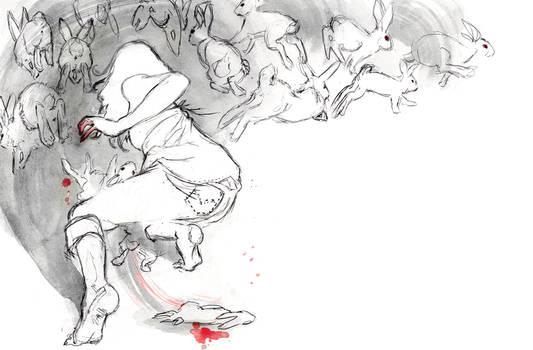 Alice Dreams of Rabbits