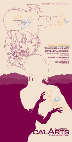 CalArts Combo Poster