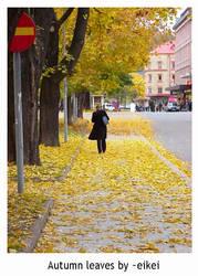 Autumn leaves 2k2 by eikei