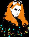 Becky Lynch - WWE digital fan art