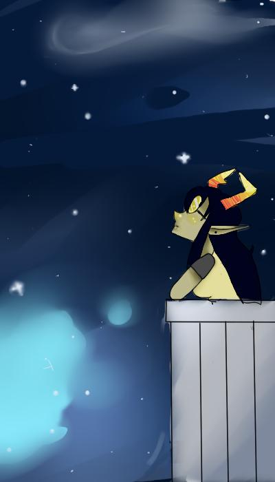 Stars by gh0stbun