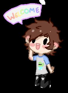 Welcome!! by gh0stbun