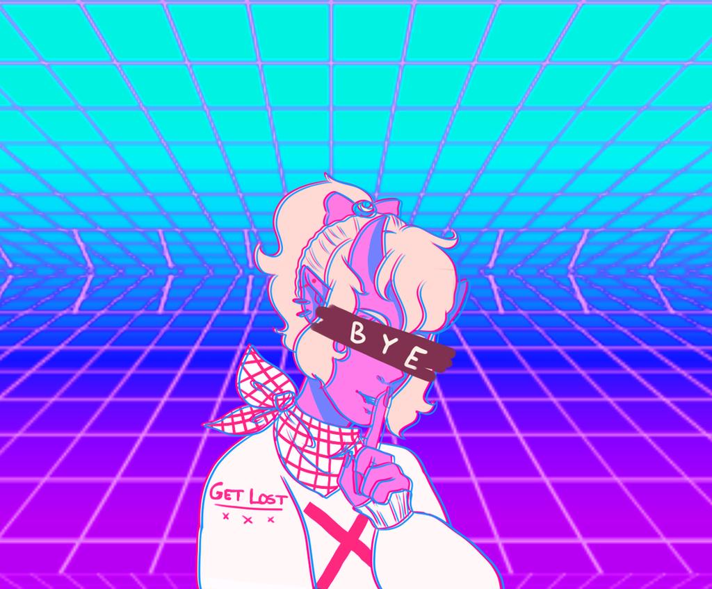 It Hurt Me Eyes by gh0stbun