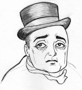 Peter Lorre by belledee