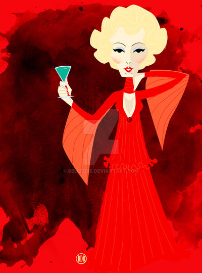 Countess Bathory, Vampire of the Week #2 by belledee
