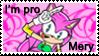 Mery Stamp by Mery-the-Hedgehog