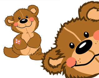 bear - avon by crischinchila