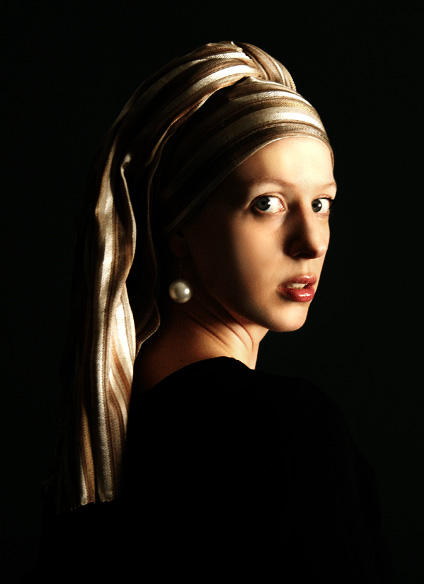 Tribute to Vermeer by Sojasun
