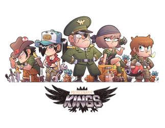 Mercenary KINGS 1