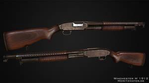 Winchester Model 1912 Pumpgun