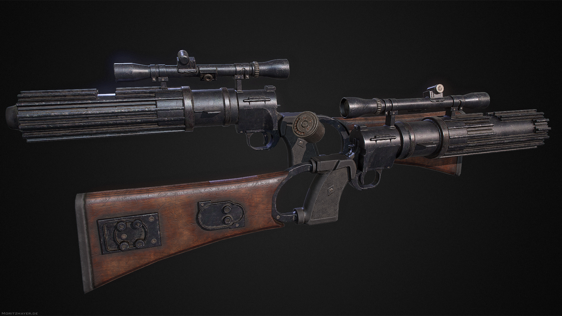 EE-3 Carbine by Kn3chtRuprecht