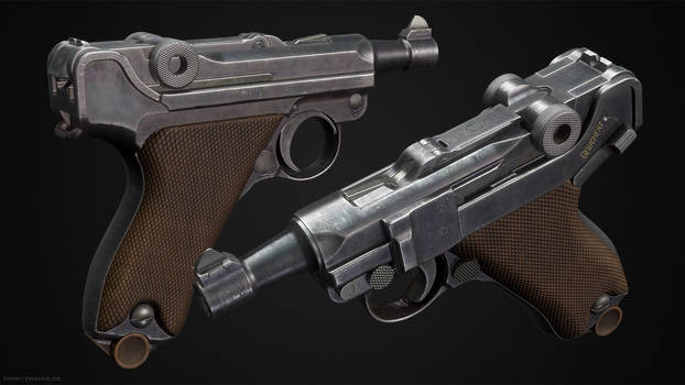 Mini Luger