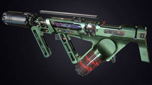 Helix rifle by Kn3chtRuprecht