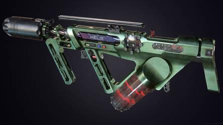 Helix rifle