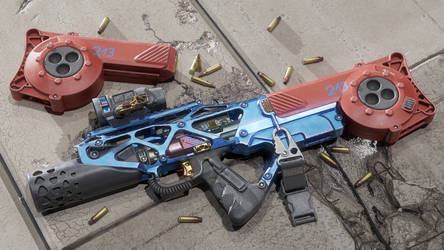 Sabre Assault Rifle