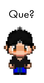 Me In Sprite Form by leon433