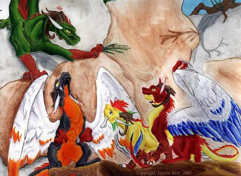 Keindre Dragon Roil