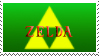 Zelda Stamp by water16dragon