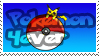 Pokemon Stamp by water16dragon