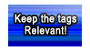 Relevant Tags by water16dragon