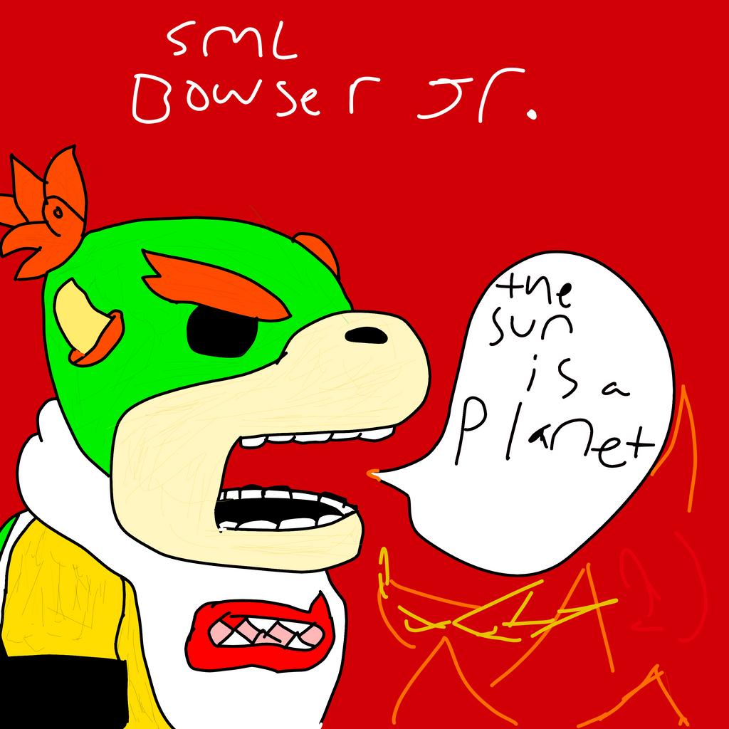Bowser Jr Sml Fanart By Th3orangefox On Deviantart