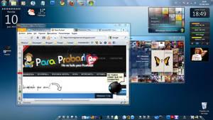 My Desktop Jun 2010