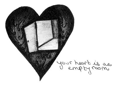 Your Heart Is An Empty Room By Morbiddollies On Deviantart