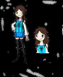 Ghibli Original Character - Nikki Sachi by AdventureWinx