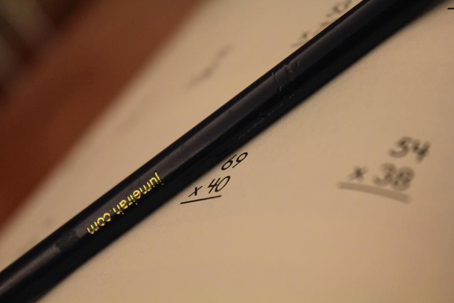 Undone homework