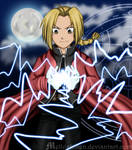 Edward Elric - I LUV LIGHTNING