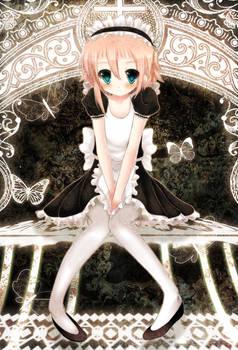 .:Crona - Dark Maid:.