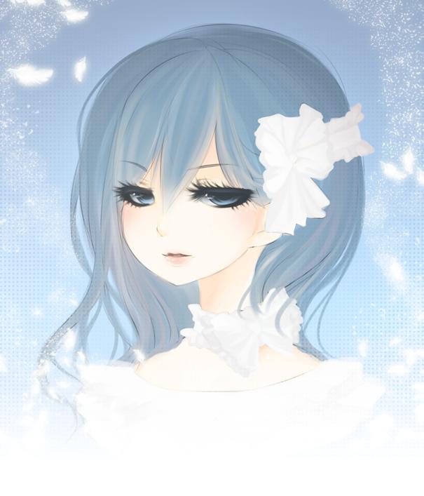 .: C. - Luna :. by melloskitten