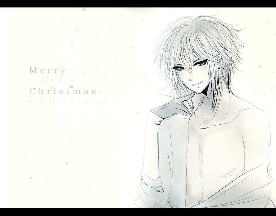 .: Merry Christmas, Mizudarling Q v Q :. by melloskitten