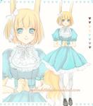 .: Bunny Adoptable : CLOSED:.