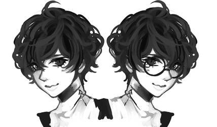 akira kurusu feat real cool glasses